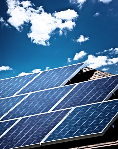 residential application of solar energy